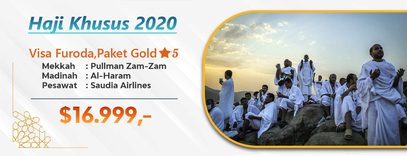Haji Plus 2020 Zahara Travel