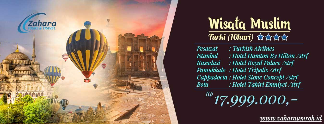 Wisata Halal Trki