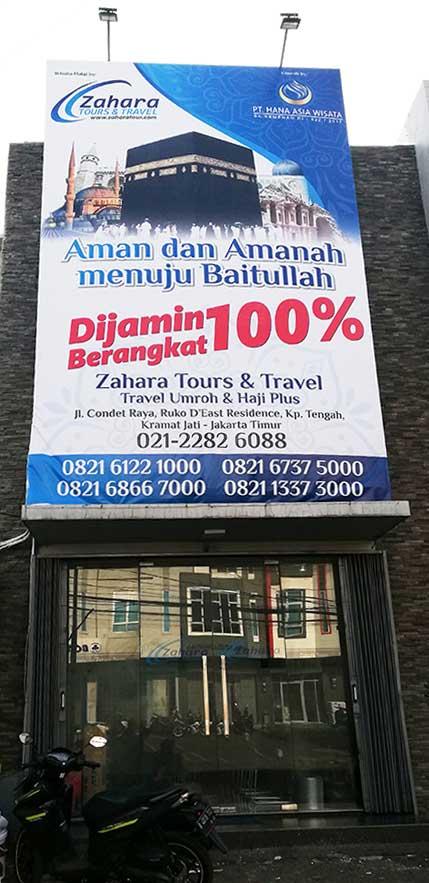 Kantor Zahara Tour Umrah Murah Di Jakarta