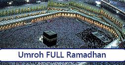 Umroh Murah Full Ramadha 2020 47jt